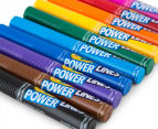 Crayola Power Lines Project Markers 10-Pack 3