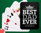 Personalised Playing Cards - Full Deck 6