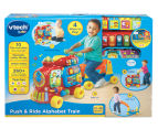 VTech Baby Push and Ride Alphabet Train - Sit Down Walker Pull-Along Ride-On 1