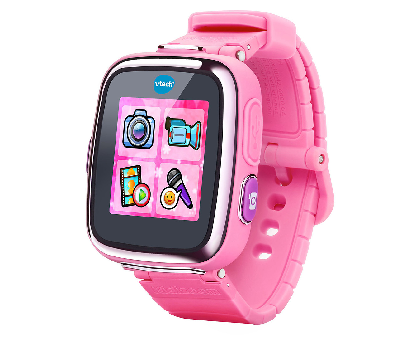 Vtech Kidizoom Smartwatch Dx Pink Scoopon Shopping