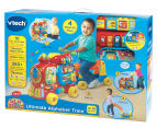 VTech Baby Push and Ride Alphabet Train - Sit Down Walker Pull-Along Ride-On 3
