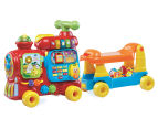 VTech Baby Push and Ride Alphabet Train - Sit Down Walker Pull-Along Ride-On 4