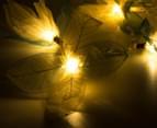 Short Story 3.5M Lily LED String Lights - Cream 4