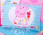 Peppa Pig Single Bed Reversible Quilt Cover Set - Summer 4
