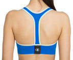 Champion Women's Absolute Compression Bra - Bozzetto Blue 5