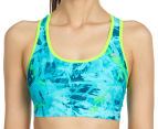 Champion Women's Absolute Compression Bra - Patina Blue 2
