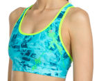 Champion Women's Absolute Compression Bra - Patina Blue 3