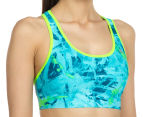 Champion Women's Absolute Compression Bra - Patina Blue 4