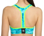 Champion Women's Absolute Compression Bra - Patina Blue 5