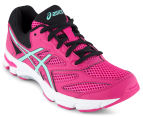 ASICS Grade-School Kids' GEL-Pulse 8 Shoe - Sport Pink/Cockatoo/Black 2
