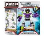 Tranformers Kre-O Micro Changers Combiners - Constructicon Devastator 1
