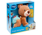 VTech Baby Crawl Along Bear Baby/Infant Activity/Toy with Music and Lights 2