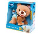VTech Baby Crawl Along Bear Baby/Infant Activity/Toy with Music and Lights 3