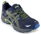 ASICS Men's GEL-Venture 5 Shoe - Indigo Blue/Black/Flash Yellow 2