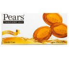 Pears Transparent Soap 3pk 1