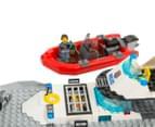 LEGO® City Police Patrol Boat Building Set 4
