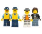 LEGO® City Police Patrol Boat Building Set 6