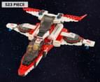 LEGO® Marvel Super Heroes Avenjet Space Mission Building Set 1
