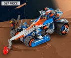 LEGO® Nexo Knights Clay's Rumble Blade Building Set 1