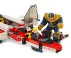 LEGO® Marvel Super Heroes Avenjet Space Mission Building Set 3