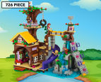 LEGO® Friends Adventure Camp Tree House Building Set 1