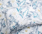 Sheridan Paloma Queen Bed Quilt Cover Set - Ocean 3
