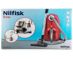 Nilfisk Bravo Pet Pack Vacuum - Gold 6