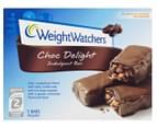 4 x Weight Watchers Choc Delight Indulgent Bar 105g 5pk 2