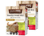 2 x Gluten Free Kitchen Healthy Bread Mix w/ Ancient Grains 400g 1