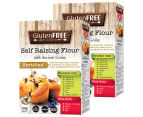 2 x Gluten Free Kitchen Self Raising Flour w/ Ancient Grains 500g 1
