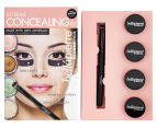 Bellápierre Cosmetics Extreme Concealing Kit 2