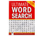 Ultimate Large Print Word Search Book - Red 1