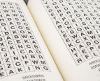 Ultimate Large Print Word Search Book - Blue 5