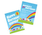 Personalised Kids' Party Invitations 4