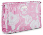 Wicked Sista Ava Large A-Line Cosmetic Bag - Pink 1