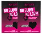 2 x Australis No Glove No Love Tanning Mitt Set 1
