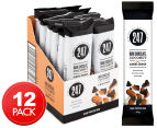 12 x 247 Dark Choc, Coconut & Almond Crunch Protein Bars 40g 1