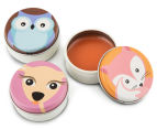 2 x Cute Or What Juicy Lip Balm Trio Pack 4