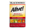 2 x Blackmores Alive! Women's Multivitamin 60 Tablets 2