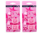 2 x Lady Jayne Novelty Kids' Hair Accessories 12pk 1