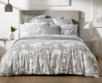 Sheridan Impressions King Bed Quilt Cover Set - Fog 2