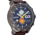 Diesel Men's 59mm Double Down 2.0 Chronograph Watch - Brown 2