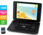 Portable 13-Inch DVD Player  1