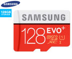 Samsung 128GB EVO Plus Micro SDXC w/ SD Adaptor 1