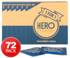 HERO Super Thin Condoms 72pk 1