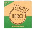HERO Regular Condoms 72pk 2
