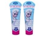 2 x Disney Frozen Elsa Shampoo 250mL 1
