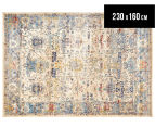 Belle Exquisite 230x160cm Medium Rug - Sand 1