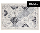 Arya Beauty Classic Collection Isadora 330x240cm Isadora X Large Rug - Blue 1