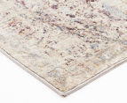 Belle Exquisite 290x200cm Large Rug - Silver 3